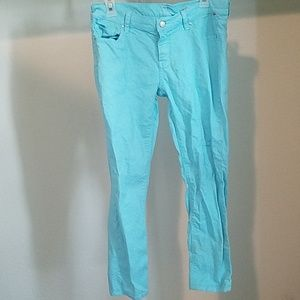 3 for 20 NY&C baby blue jeans